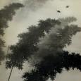 横山大観 竹雨