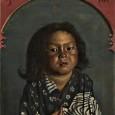 麗子肖像麗子五歳之像 1918年 東京国立近代美術館蔵