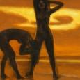 杉山寧『裸婦』
