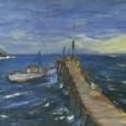 ワイニマの桟橋