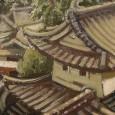 小山敬三「白鷺城」