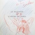 Marc Chagall マルク・シャガール オペラ座