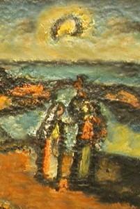 ジョルジュ・ルオー「聖書風景より」