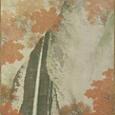 菱田春草「紅葉山水」