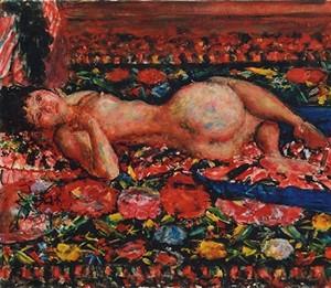 宮本三郎「裸婦」