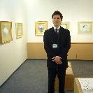 東京美術倶楽部アートフェア 松尾敏男展03