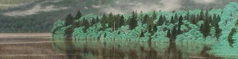 日本画、風景、作家、黒岩善隆、top2