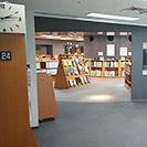東京現代美術館図書室