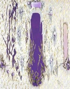 紫・むらさき XVIII